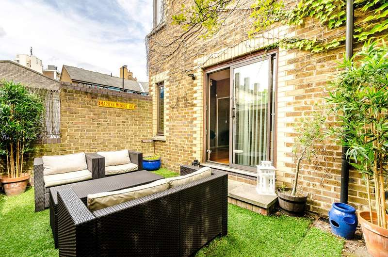4 Bedrooms House for sale in Clave Street, Wapping, E1W