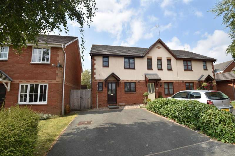 3 Bedrooms Property for sale in Berry Close, Powick
