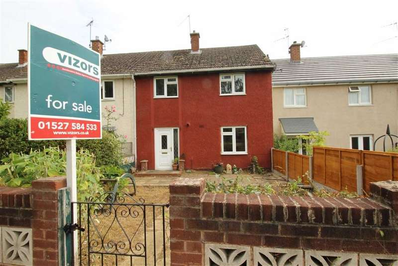 3 Bedrooms Property for sale in Vernon Close, Redditch, Worcestershire, B98