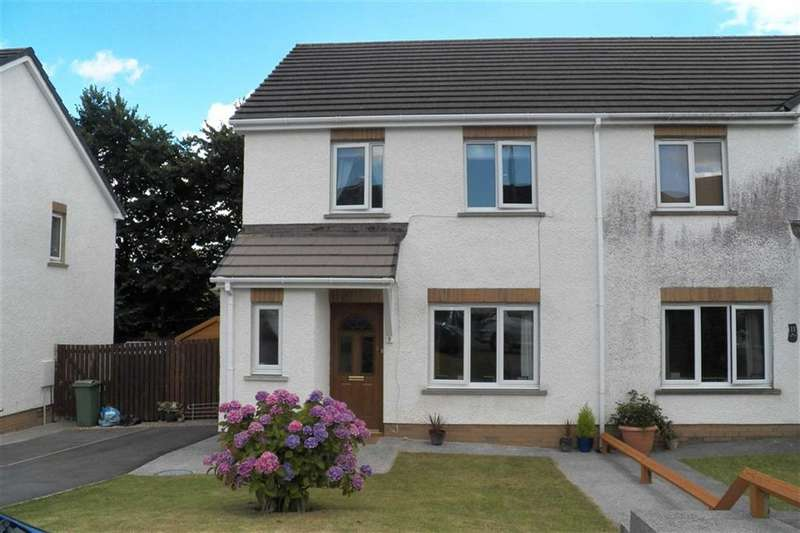 3 Bedrooms Property for sale in Maes Dewi, Pentremeurig Road, Carmarthen