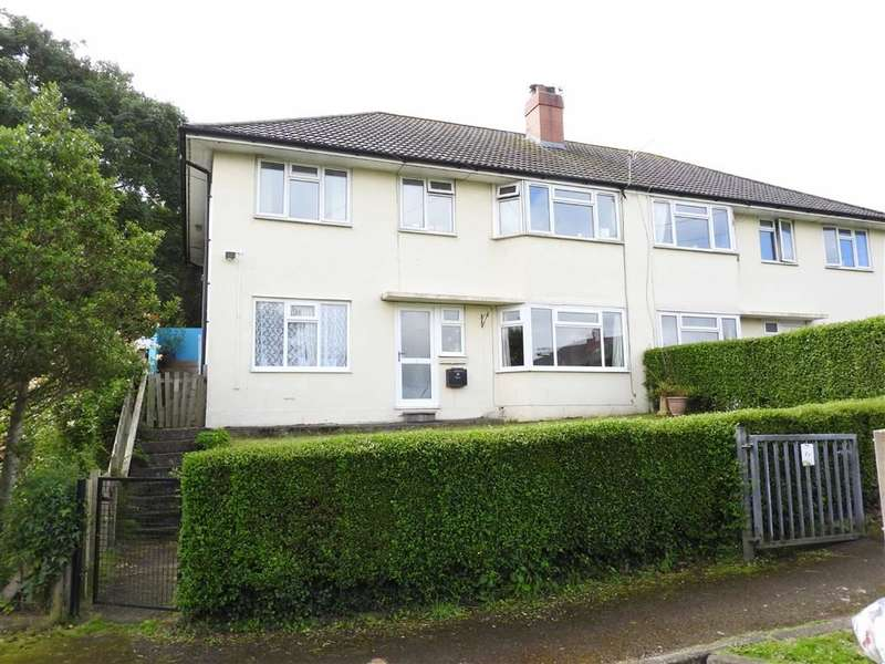 2 Bedrooms Flat for sale in Heol Rhydygarreg, Borth