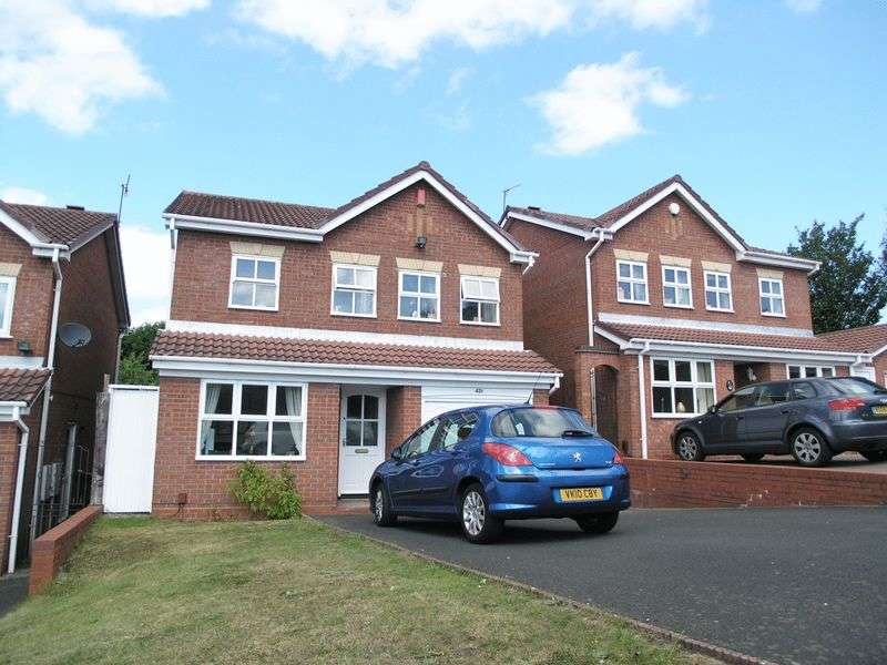 3 Bedrooms Detached House for sale in BRIERLEY HILL, Withymoor Village, Turners Lane