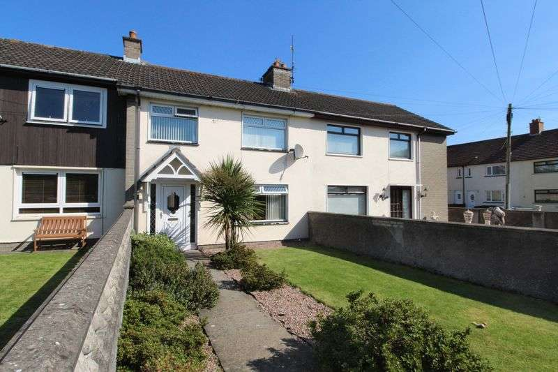 3 Bedrooms Terraced House for sale in 4 Curtis Walk, Lisburn