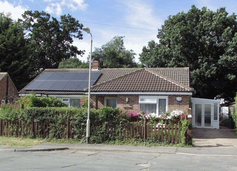 3 Bedrooms Detached Bungalow for sale in Northway, Thatcham