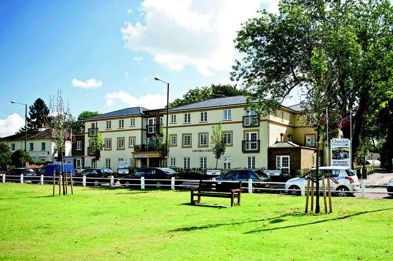 1 Bedroom Retirement Property for sale in Twickenham, Gifford lodge