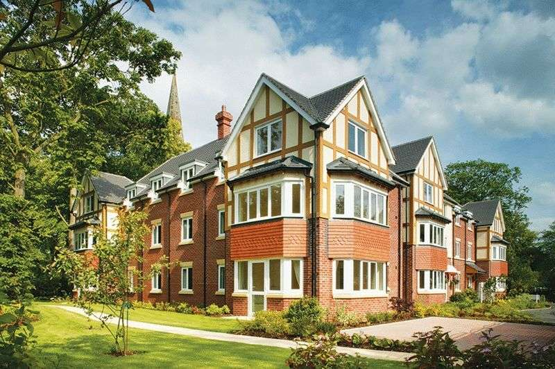 2 Bedrooms Retirement Property for sale in Sutton Coldfield, The Spires