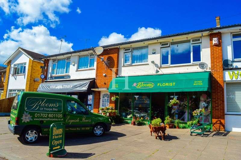 2 Bedrooms Commercial Property for sale in Thorpe Bay, Southend-On-Sea, Essex, SS1