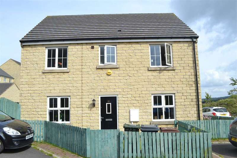 4 Bedrooms Detached House for sale in Kellett Drive, Thornton, Bradford