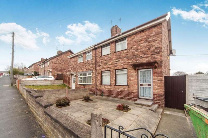 3 Bedrooms Semi Detached House for sale in Fazakerley Road, Prescot, L35