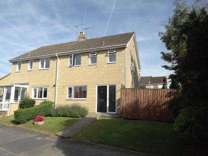 3 Bedrooms Semi Detached House for sale in Hodges Close, Tetbury