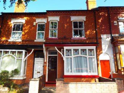 3 Bedrooms Terraced House for sale in Gladys Road, Birmingham, West Midlands