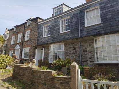 3 Bedrooms Terraced House for sale in Port Isaac, Cornwall