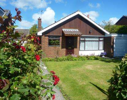 3 Bedrooms Bungalow for sale in Scotts Wood, Fulwood, Preston, Lancashire
