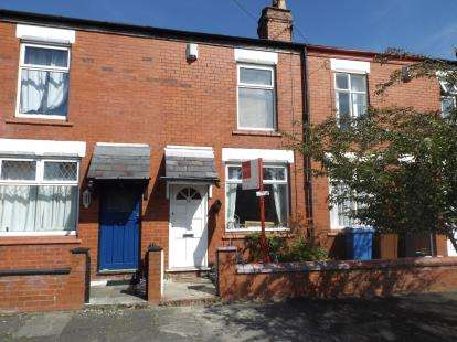 2 Bedrooms Terraced House for sale in Chadwell Road, Offerton, Stockport, Cheshire