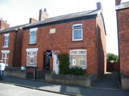 2 Bedrooms Semi Detached House for sale in Gladstone Street, Winsford, CW7