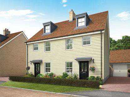 3 Bedrooms House for sale in Biggleswade, Bedfordshire