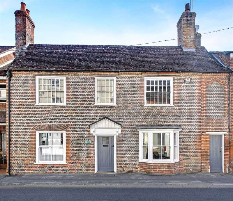 3 Bedrooms Terraced House for sale in River Street, Pewsey, Wiltshire, SN9