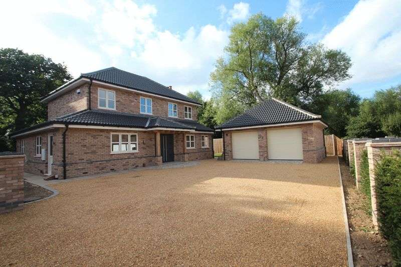 4 Bedrooms Detached House for sale in Yarmouth Road, Blofield, Norwich