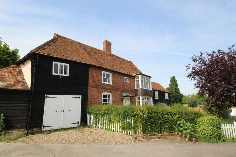 5 Bedrooms Detached House for sale in Church House Church Street, Southfleet, DA13