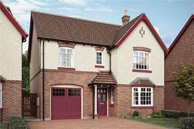 4 Bedrooms Detached House for sale in Church Fields, Weddington Road, Nuneaton, Warwickshire