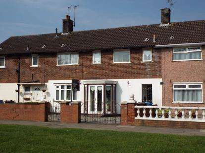 4 Bedrooms Terraced House for sale in Simonswood Lane, Liverpool, Merseyside, L33