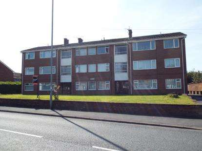 2 Bedrooms Flat for sale in Beechwood Court, Deyes Lane, Liverpool, Merseyside, L31