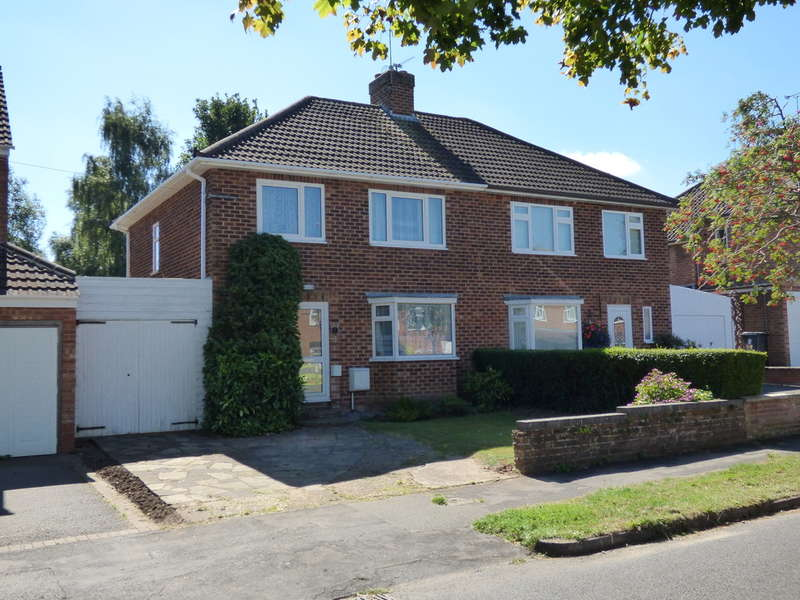 3 Bedrooms Semi Detached House for sale in Braemar Road, Leamington Spa
