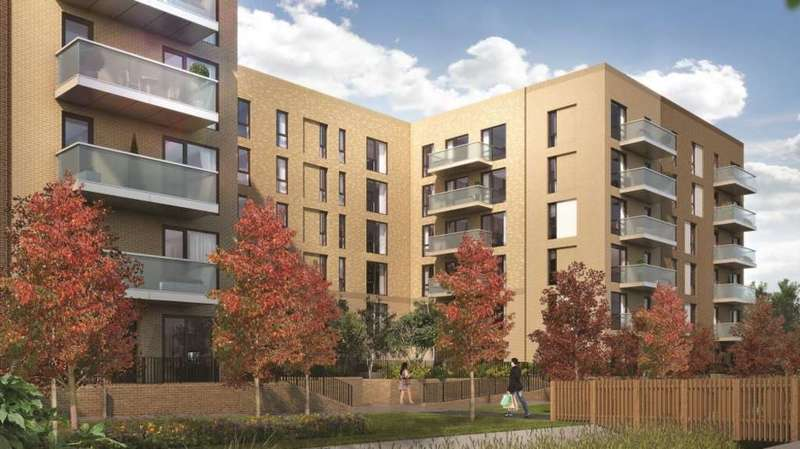2 Bedrooms Flat for sale in Aberfeldy Village, Abbott Rd, Canning Town, E14
