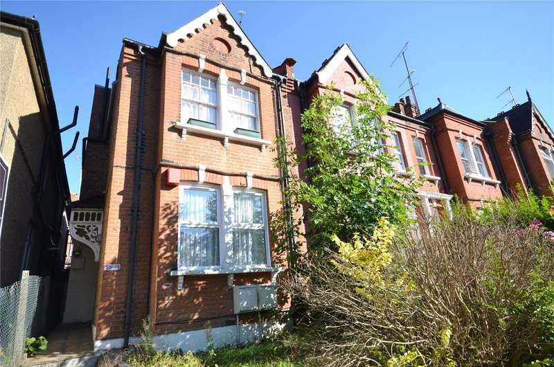 2 Bedrooms Apartment Flat for sale in Gordon Road, Finchley, London, N3