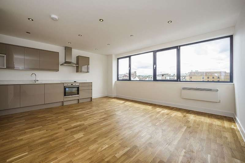 2 Bedrooms Flat for sale in Fairmeadow, Maidstone, ME14