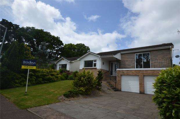 2 Bedrooms Detached House for sale in St. Johns Road, Exmouth, Devon