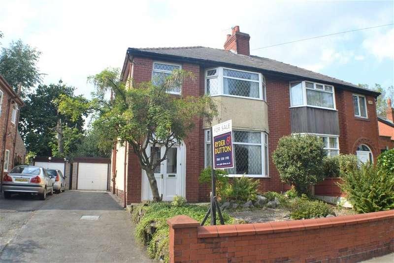 3 Bedrooms Property for sale in Broadoak Road, Ashton-under-lyne, Lancashire, OL6