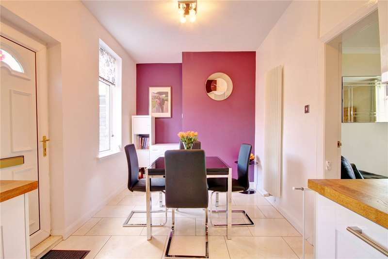 2 Bedrooms Terraced House for sale in South View, Ushaw Moor, Durham, DH7