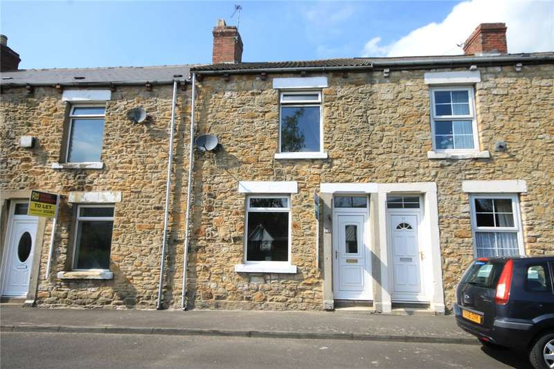2 Bedrooms Terraced House for sale in Sycamore Terrace, Stanley, Durham, DH9