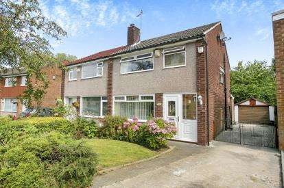 3 Bedrooms Semi Detached House for sale in Radnormere Drive, Cheadle Hulme, Cheadle, Greater Manchester