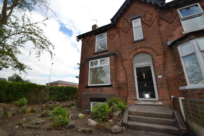 3 Bedrooms Semi Detached House for sale in Byron Street, Eccles