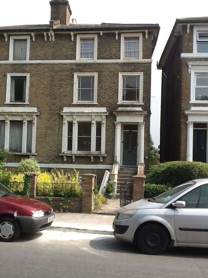 2 Bedrooms Flat for sale in Devonshire Road, Forest Hill, SE23