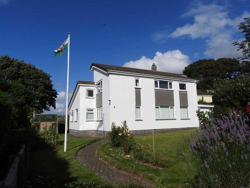 4 Bedrooms Property for sale in Maes Henllan, Llandre
