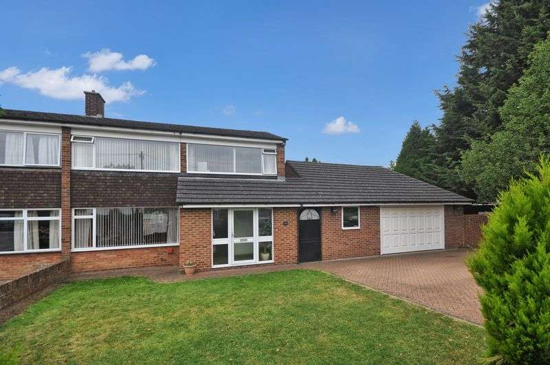 3 Bedrooms Semi Detached House for sale in Maple Road, Bicester