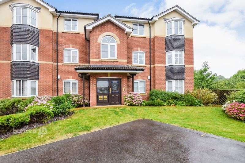 2 Bedrooms Flat for sale in Brookhaven Way, Bramley