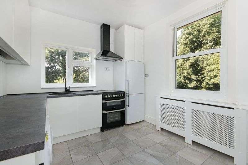 2 Bedrooms Flat for sale in Kenlor Road, Tooting