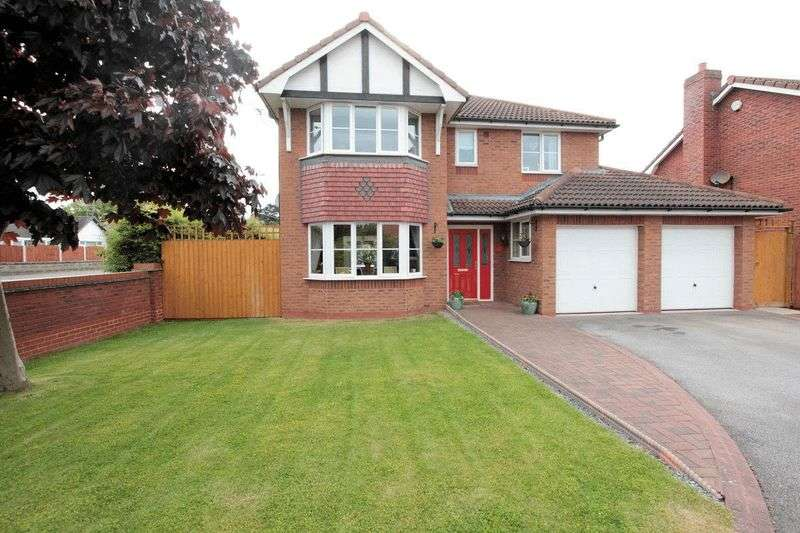 5 Bedrooms Detached House for sale in Dyserth Road, Rhyl