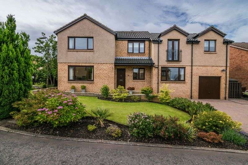 5 Bedrooms Detached House for sale in 8 Sandersons Grove, Tranent, East Lothian, EH33 1JY