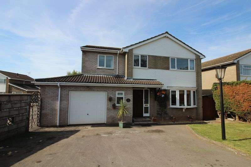 4 Bedrooms Detached House for sale in St. Marys Park, Nailsea