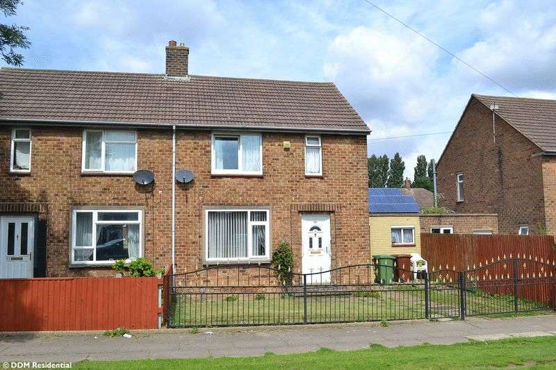 2 Bedrooms Semi Detached House for sale in St. Ives Crescent, Grimsby