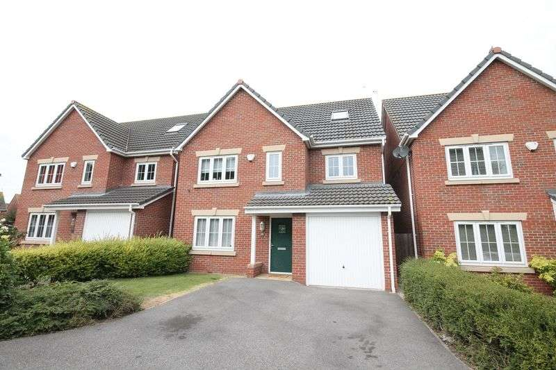 5 Bedrooms Detached House for sale in PERSIAN CLOSE, CITY POINT