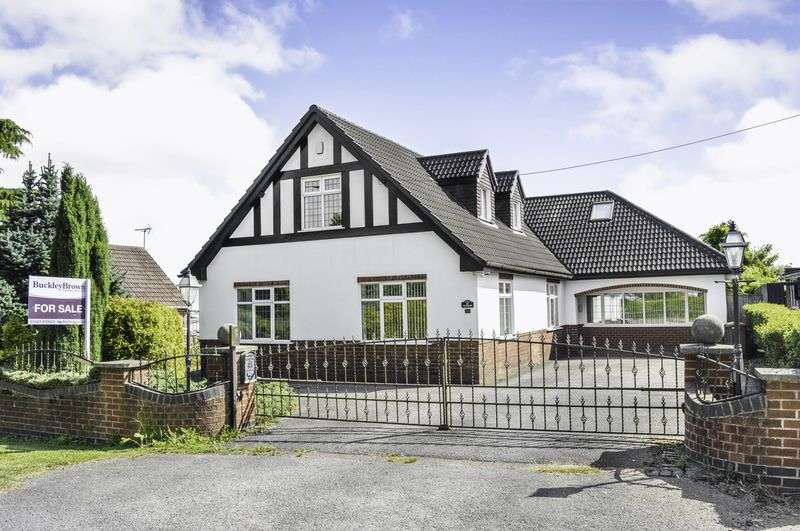 6 Bedrooms Detached Bungalow for sale in Wild Hill, Sutton-In-Ashfield
