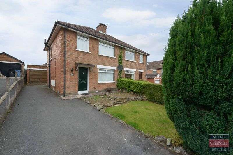3 Bedrooms Semi Detached House for sale in 15 Wynchurch Walk, Belfast, BT6 0JS