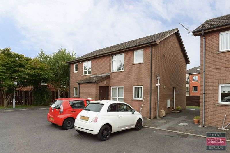 1 Bedroom Flat for sale in 24 Ravenhill Court, Belfast, BT6 8FS