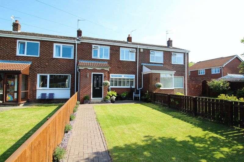 3 Bedrooms Terraced House for sale in Thorntree Walk, Jarrow